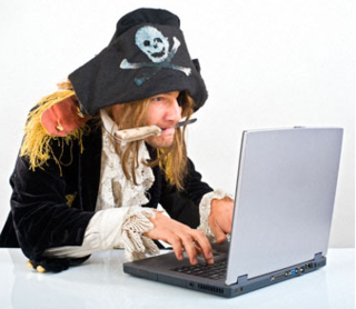 Internet-pirate