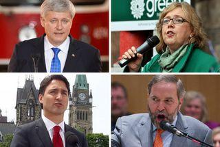 Federal-party-leadersjpg